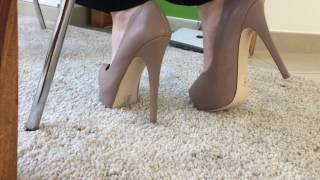 Download Shoeplay with shoes a Fan sent me😍 Video