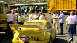 Download European rallycross 1984 - Ahvenisto - Finland 1/3 Video