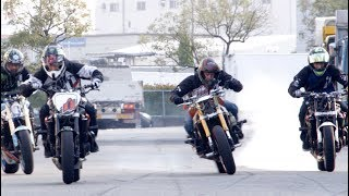 Download Stunt Riding in Japan with Team Empire Video