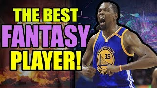 Download Who is the BEST Fantasy Basketball Player!? 1st Pick! Video