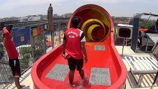 Download Wild Wild Wet Waterpark in Singapore (Raggae Music Clip!) Video