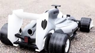 Download 250% openR/C F1 car Video