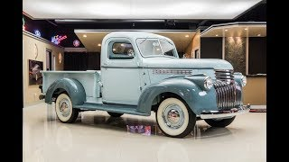 Download 1945 Chevrolet Pickup For Sale Video