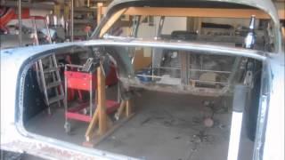 Download 1957 Chevy Bel air frame off restoration (Danny) Video