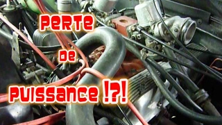 Download Réglage avance allumage et perte de puissance sur Rover V8 Video