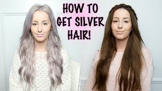 Download How To: Silver Hair Tutorial! | by tashaleelyn Video