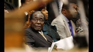 Download After ouster from his own party, Zimbabwe president refuses to resign Video