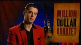 Download MILLION DOLLAR QUARTET - Meet Eddie Clendening Video