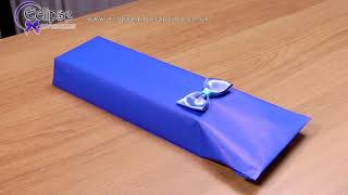 Download Gift Wrapping Awkward Shapes Tutorial Video