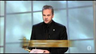 Download Tim Robbins Wins Supporting Actor: 2004 Oscars Video