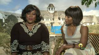 Download Jumping The Broom Angela Bassett & Loretta Devine on tradition & marriage Video