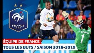 Download Tous les buts des Bleus 2018-2019, Equipe de France I FFF 2019 Video