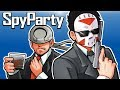 Download Spy Party - WHICH ONE ARE YOU OHM??? (First time playing) 1v1 Video