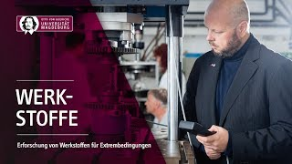 Download Werkstoffe für Extrembedingungen an der Otto-von-Guericke-Universität Magdeburg | OVGU Video