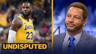 Download Chris Broussard on LeBron James: I think he really wants that 5th MVP | NBA | UNDISPUTED Video