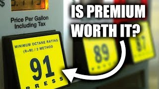 Download New Study Shows Premium Gas Isn't Always Worth It Video