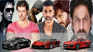 Download Bollywood Actors Cars - Most Expensive Cars Of Bollywood Actors | Top 14 Actors Luxurious Cars | Video