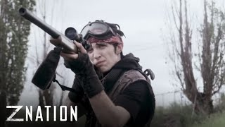 Download Z NATION | Season 3, Episode 1: 'Grindhouse Style' | Syfy Video