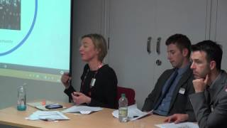 Download Climate Justice After Paris conference: Tara Shine, Thomas Hale and Aaron Maltais Video