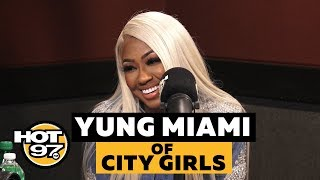 Download Yung Miami On JT Release, Sex Raps, Trina & Meeting Drake Video
