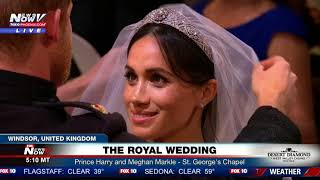 Download FULL CEREMONY: Prince Harry and Meghan Markle Royal Wedding Video