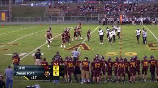 Download JCHS Football vs Diman September 15th, 2017 Video