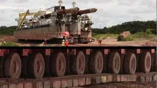 Download Technology: The Incredible Journey of a Dredge through the Jungle Video
