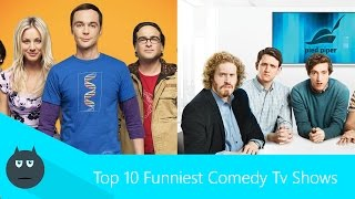Download Top 10 Funniest Comedy Tv Shows of 21st Century | 2017 Video