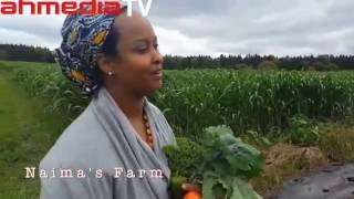 Download A Somali woman, telling her story: Farming in America !! Naima's Farm Video