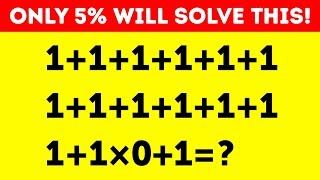 Download 25 MATH RIDDLES TO BOOST YOUR BRAIN POWER Video