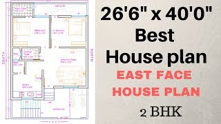 EAST FACING PLOT / HOUSE / HOME PLAN 2 VASTU SHASTRA , FENG