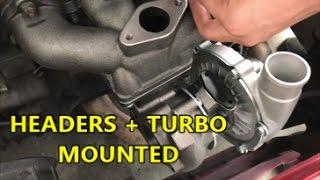 Download Civic Turbo Install! - Part 1 Video