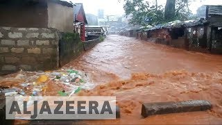 Download At least 600 people missing after Sierra Leone floods Video