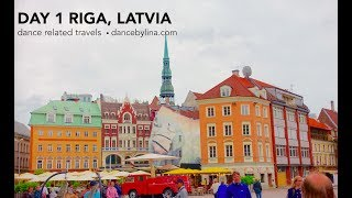 Download Riga, Latvia Day 1 Video