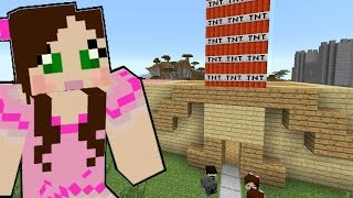 Download Minecraft: BUILDING A HOUSE CHALLENGE [EPS9] [1] Video