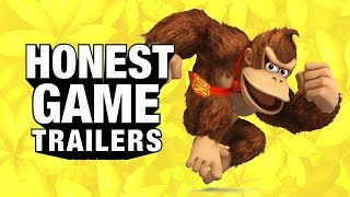Download DONKEY KONG (Honest Game Trailers) Video