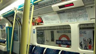 Download Jubilee Line 1996TS 96513 From West Hampstead to St John's Wood Video
