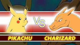 Download Pokémon Revenge - Pikachu vs Charizard - Pokémon Animation Parody - Game Shenanigans Video