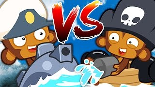 Download Bloons TD Battle | WHICH IS BETTER!? BLOONS SUB VS BLOON BUCCANEER! | JeromeASF Video