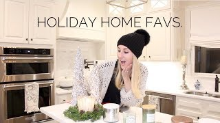 Download FAVORITE HOLIDAY HOME STUFF! CANDLES, HACKS, & TIPS Video