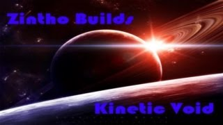 Download Kinetic Void: Building a MASSIVE Spaceship before smashing it into a Planet Video