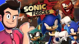 Download Sonic Forces - AntDude Video