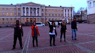 Download Making of - The University of Helsinki's Seasons's Greeting Card Video