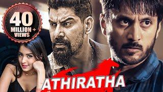 Download Athiratha (2018) New Released Full Hindi Dubbed Movie | Chethan Kumar, Latha Hegde, Kabir Duhan Video