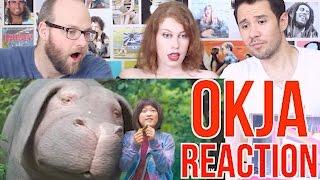 Download Okja Trailer -REACTION - Netflix Movie Video