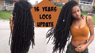 Download My 16 yrs locs update | up close & personal Video