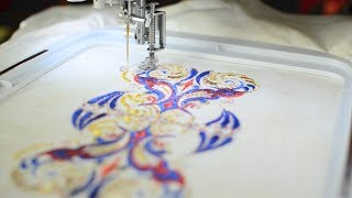 Download How to Embroider Metallic Thread on a Home Machine Video