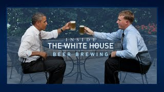 Download Inside the White House: Beer Brewing Video