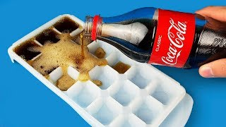 Download 5 AWESOME COCA COLA TRICKS! Video