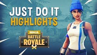 Download Just Do It! - Fortnite Battle Royale Highlights - Ninja Video